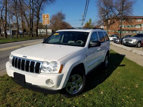 2006 Jeep Grand Cherokee for sale at RBM AUTO BROKERS in Alsip IL