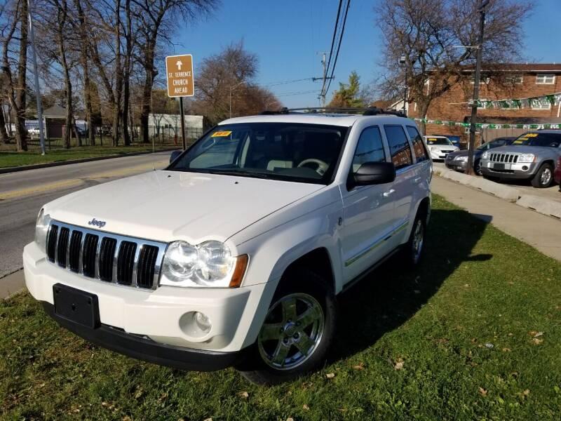 2006 Jeep Grand Cherokee for sale at RBM AUTO BROKERS in Alsip IL