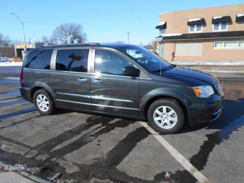 2011 Chrysler Town and Country for sale at Creighton Auto & Body Shop in Creighton NE