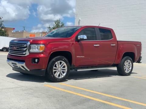 2018 GMC Canyon for sale at Santos Autos in Bradenton FL