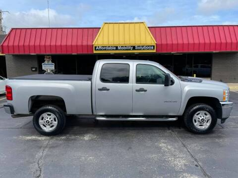 2014 Chevrolet Silverado 2500HD for sale at Affordable Mobility Solutions, LLC - Standard Vehicles in Wichita KS