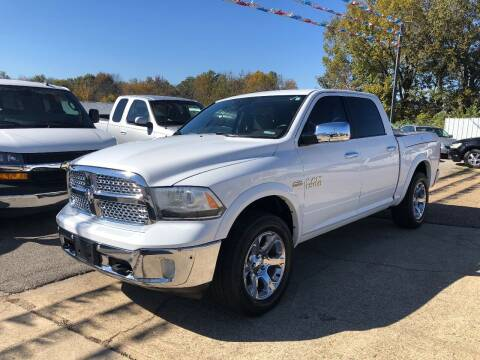 2015 RAM Ram Pickup 1500 for sale at Greg's Auto Sales in Poplar Bluff MO