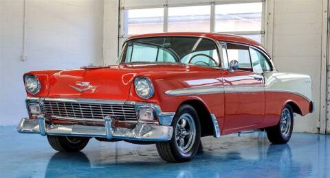 1956 Chevrolet Bel Air for sale at Mershon's World Of Cars Inc in Springfield OH