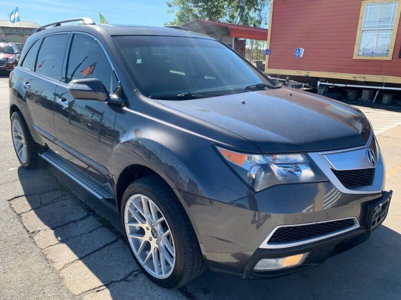 2011 Acura MDX for sale at JAVY AUTO SALES in Houston TX