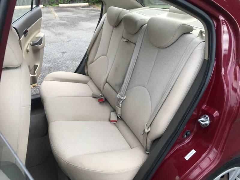 2009 Hyundai Accent GLS 4dr Sedan 4A - Charlotte NC