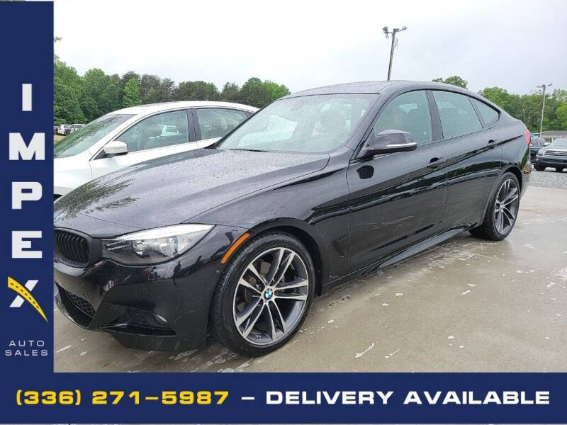 2016 BMW 3 Series for sale at Impex Auto Sales in Greensboro NC