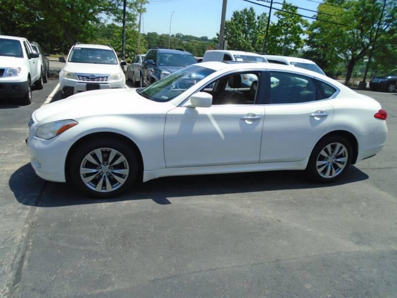 2012 Infiniti M37 for sale at Gemini Auto Sales in Providence RI