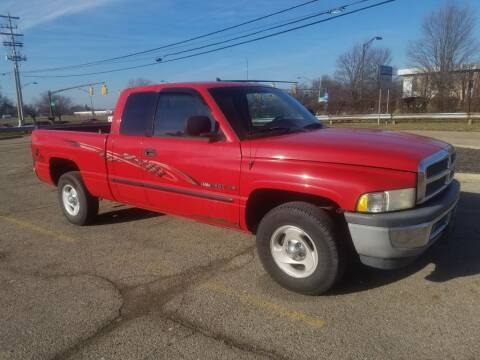 2001 Dodge Ram Pickup 1500 for sale at REM Motors in Columbus OH