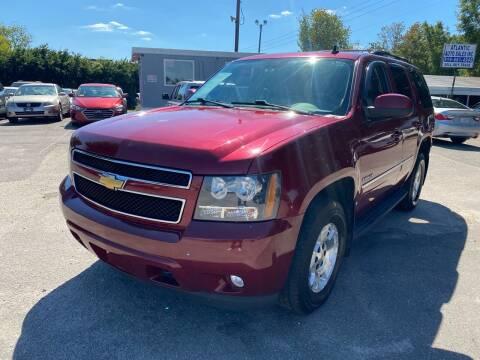 2011 Chevrolet Tahoe for sale at Atlantic Auto Sales in Garner NC