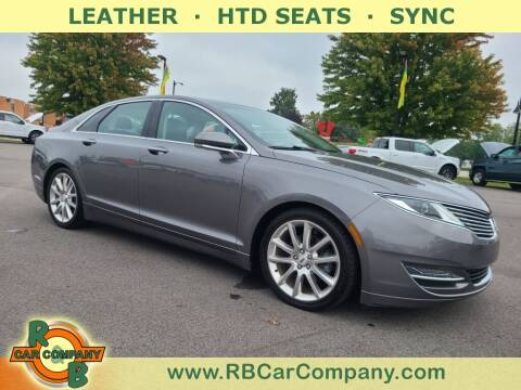 2014 Lincoln MKZ for sale at R & B Car Company in South Bend IN