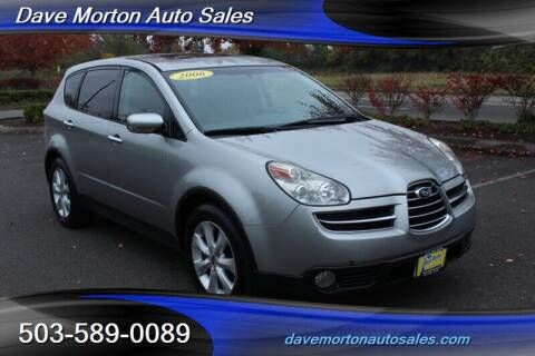 2006 Subaru B9 Tribeca for sale at Dave Morton Auto Sales in Salem OR