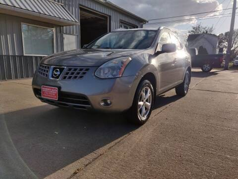 2008 Nissan Rogue for sale at Habhab's Auto Sports & Imports in Cedar Rapids IA