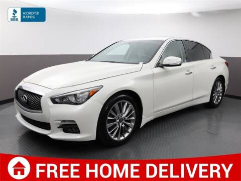2017 Infiniti Q50 for sale at Florida Fine Cars - West Palm Beach in West Palm Beach FL