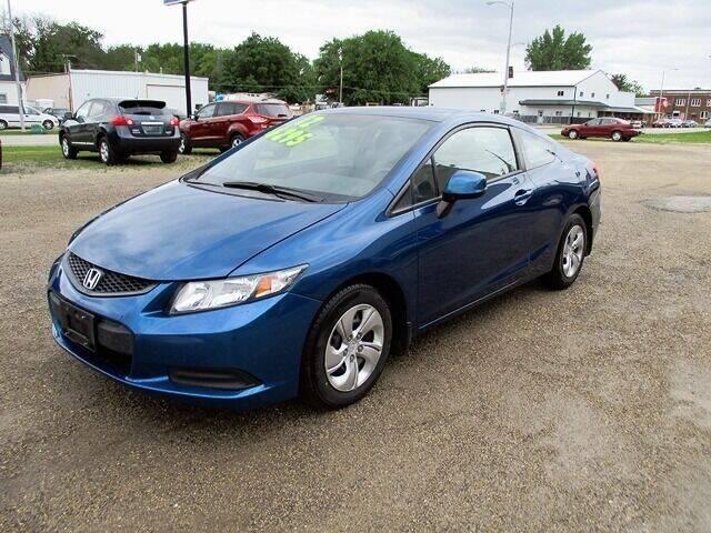 2012 Honda Civic for sale at Northeast Iowa Auto Sales in Hazleton IA