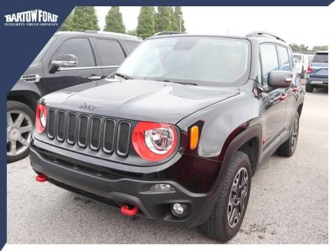 2016 Jeep Renegade for sale at BARTOW FORD CO. in Bartow FL