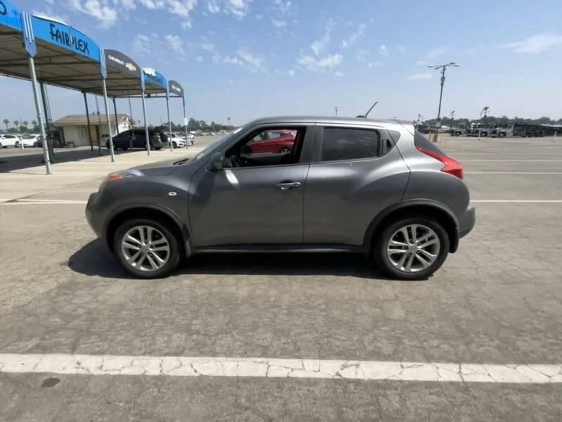 2011 Nissan JUKE for sale at AL BASIT ENTERPRISES INC in Riverside CA