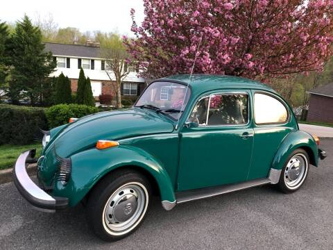 1974 Volkswagen Beetle for sale at Worthington Motor Co, Inc in Clinton TN