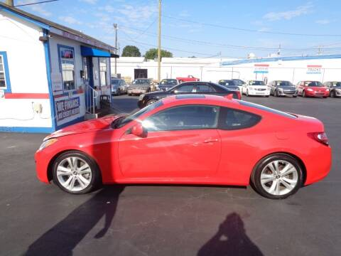 2012 Hyundai Genesis Coupe for sale at Cars Unlimited Inc in Lebanon TN