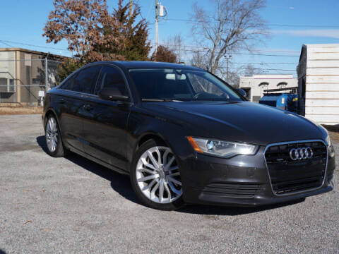2013 Audi A6 for sale at Auto Mart in Kannapolis NC