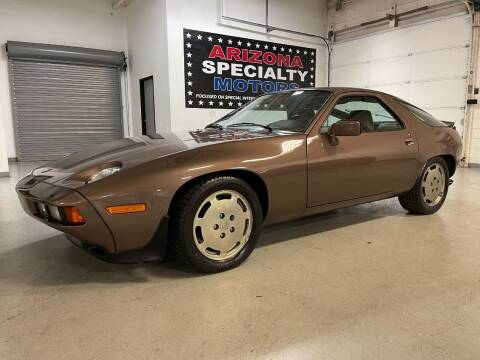 1983 Porsche 928 for sale at Arizona Specialty Motors in Tempe AZ