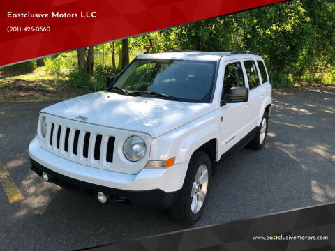 2012 Jeep Patriot for sale at Eastclusive Motors LLC in Hasbrouck Heights NJ