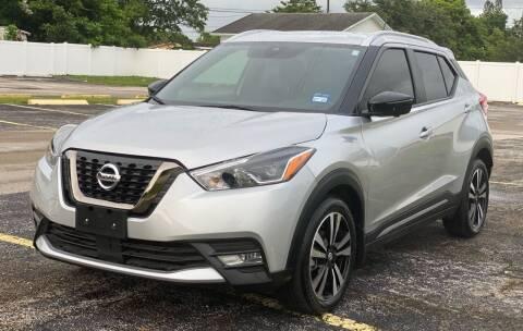 2020 Nissan Kicks for sale at Guru Auto Sales in Miramar FL