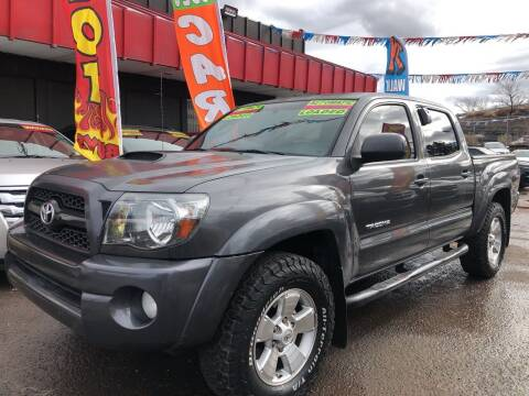 2011 Toyota Tacoma for sale at Duke City Auto LLC in Gallup NM