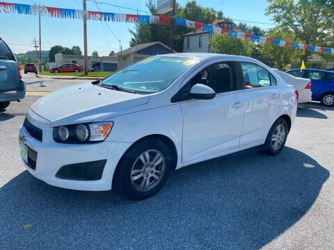 2012 Chevrolet Sonic for sale at McNamara Auto Sales - Dover Lot in Dover PA