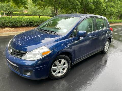 2012 Nissan Versa for sale at Import Performance Sales in Raleigh NC