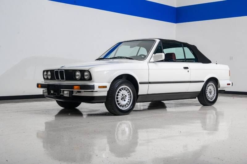 1987 BMW 3 Series for sale at Atlantic Auto Exchange Inc in Durham NC