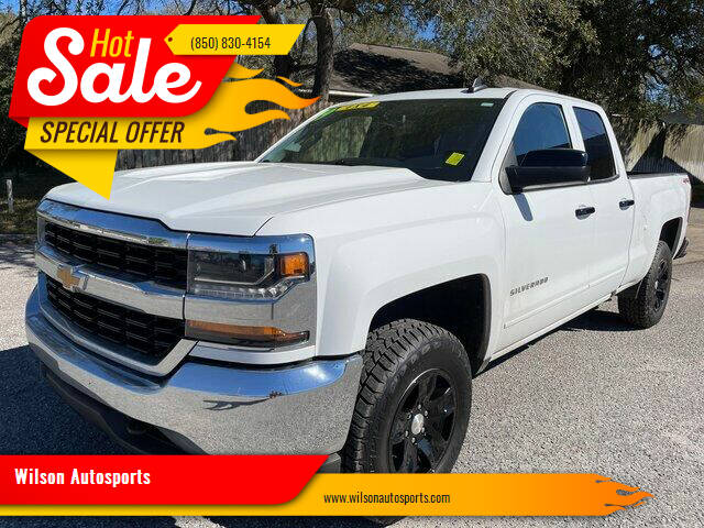 2019 Chevrolet Silverado 1500 LD for sale at Wilson Autosports LLC in Fort Walton Beach FL