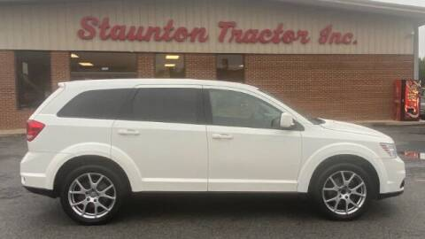 2015 Dodge Journey for sale at STAUNTON TRACTOR INC in Staunton VA
