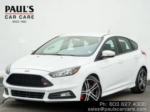 2018 Ford Focus for sale at Paul's Car Care in Manchester NH