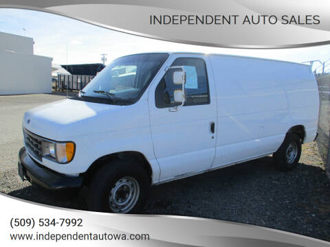1995 Ford E-150 for sale at Independent Auto Sales #2 in Spokane WA