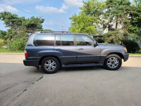 2003 Lexus LX 470 for sale at Midwest Autopark in Kansas City MO