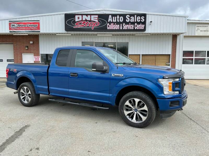 2018 Ford F-150 for sale at One Stop Auto Sales, Collision & Service Center in Somerset PA