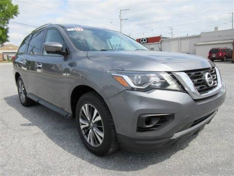 2017 Nissan Pathfinder for sale at Cam Automotive LLC in Lancaster PA