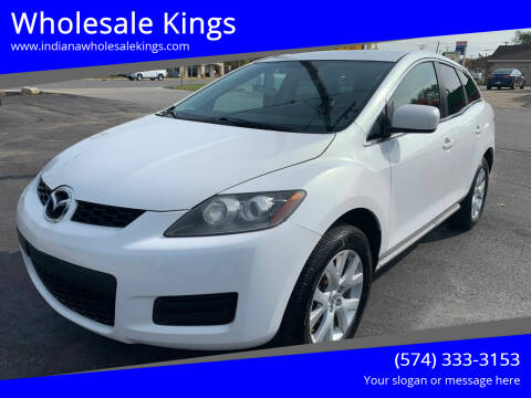 2008 Mazda CX-7 for sale at Wholesale Kings in Elkhart IN