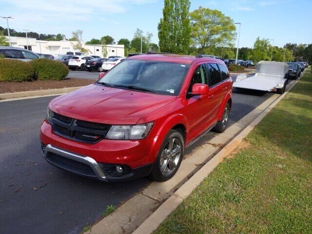 2017 Dodge Journey for sale at Lou Sobh Honda in Cumming GA