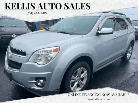 2011 Chevrolet Equinox for sale at Kellis Auto Sales in Columbus OH
