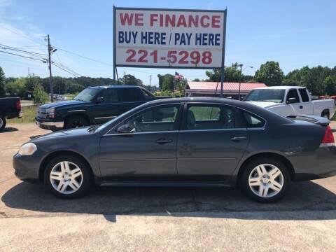 2011 Chevrolet Impala for sale at Price Auto Sales Inc in Jasper AL