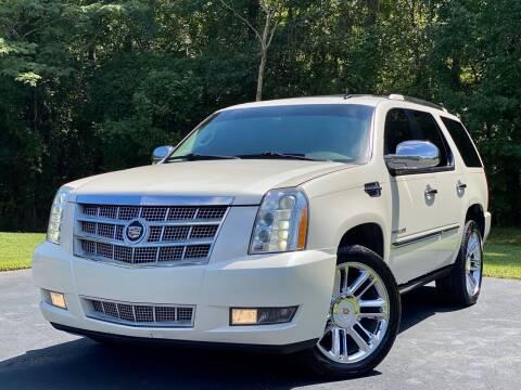 2014 Cadillac Escalade for sale at Sebar Inc. in Greensboro NC