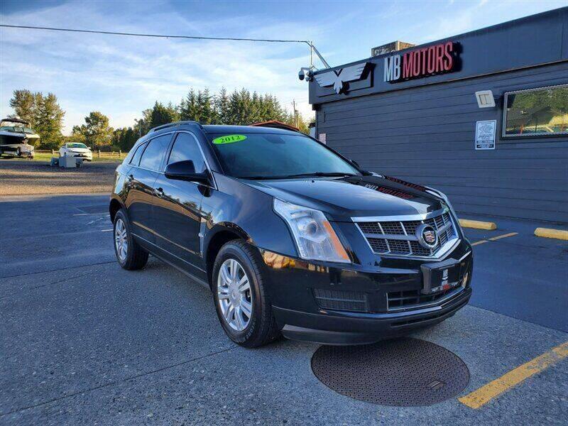 2012 Cadillac SRX for sale in Ferndale, WA