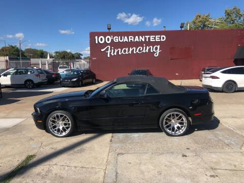 2013 Ford Mustang for sale at MTA Auto in Detroit MI