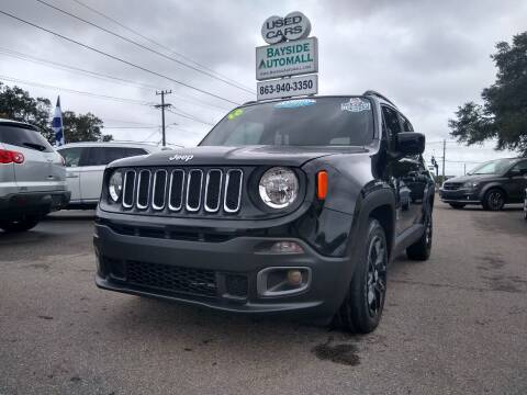 2016 Jeep Renegade for sale at BAYSIDE AUTOMALL in Lakeland FL