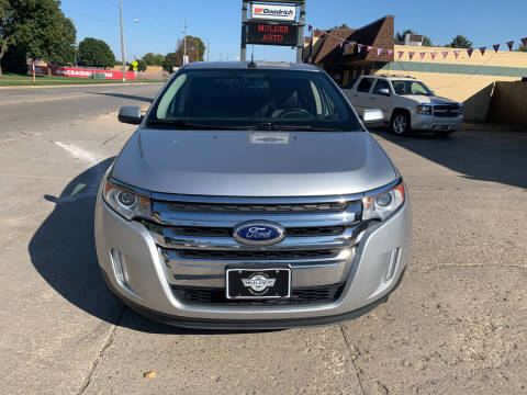 2014 Ford Edge for sale at Mulder Auto Tire and Lube in Orange City IA