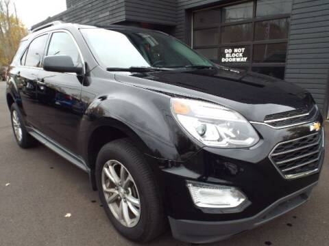 2016 Chevrolet Equinox for sale at Carena Motors in Twinsburg OH