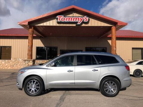 2017 Buick Enclave for sale at Tommy's Car Lot in Chadron NE