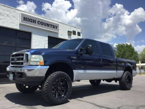 2001 Ford F-250 Super Duty for sale at High Country Motor Co in Lindon UT