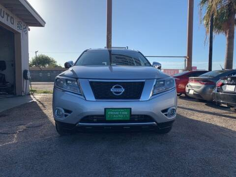 2013 Nissan Pathfinder for sale at Primetime Auto in Corpus Christi TX